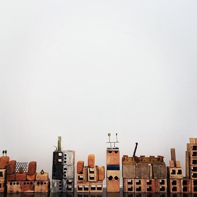 """Fausto Melotti """"il Gran Canale """" @henrymoorefra #faustomelotti #art #venezia #paris"""