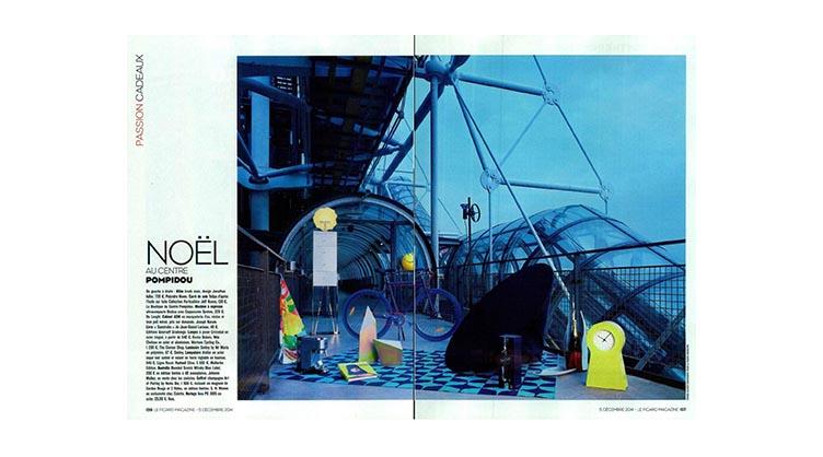 Martone cycling co featured in le figaro magazine public image