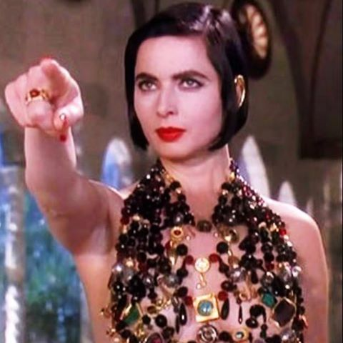 don't drink it, and continue to watch yourself rot #isabella #isabellarossellini #death #potion #life #iconic #beauty #other #world