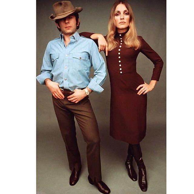 #couples #roman #Sharon #fabulous #sixties #polanski #tate  #love