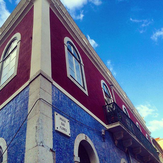 Colors of Lisbon #my #future #neighborhood #principereal #Lisbon #yey #love