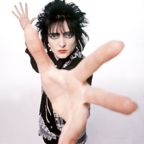 HappyBirthday #siouxsie #siouxsiesioux #banshee #legend #iconic
