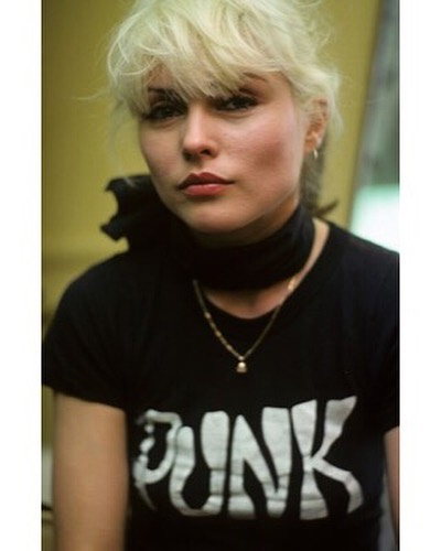 some Debbie Love ? #debbieharry #punk #icon #love #blond #blondie