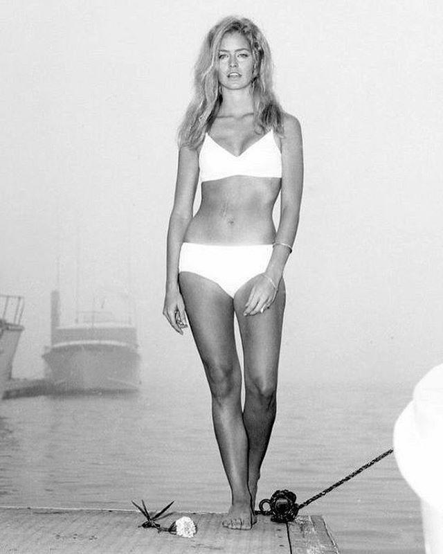 #farrahfawcett #bonjour #angel #blonde #bikini #superstar