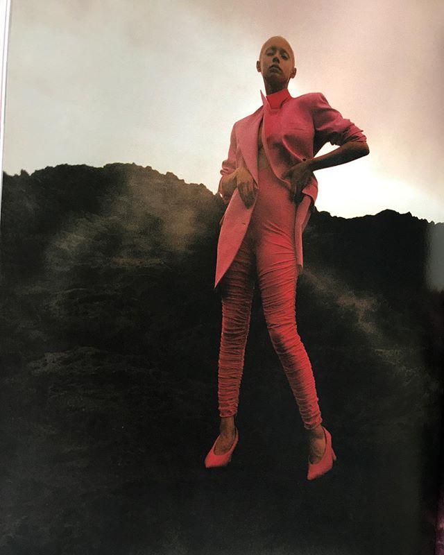 Marta Martino featured in the new issue of @numeromagazine photographed by #rorypayne  styled by @irinamariebondarenko model #jazellezanaughtti @martamartino_off #martamartino #publicimagepr #designer #numeromagazine #press #photography #work