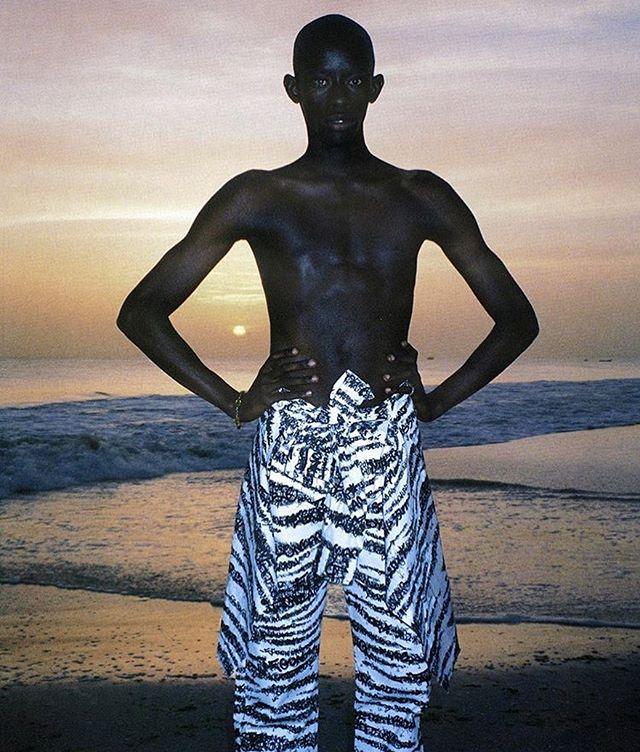 EGONlab featured in the new issue of @oddamagazine photography+art direction+styling by @malickbodi @egon_lab #egonlab #egonlabnogender #egonlabfamily #designer #frenchdesigner #parisfashionweek #malickbodi #oddamagazine #africa #publicimagepr